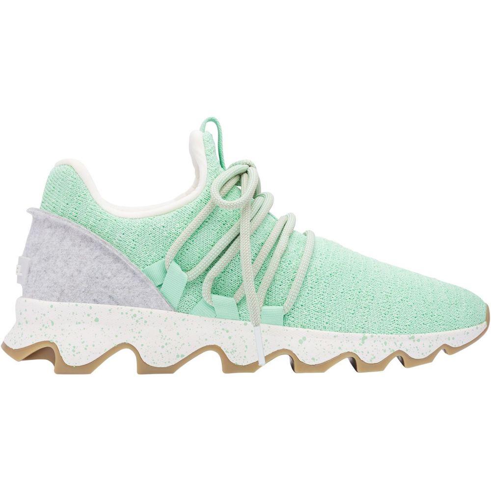 ソレル SOREL レディース シューズ・靴 【Kinetic Lace Casual Shoes】Vivid Mint