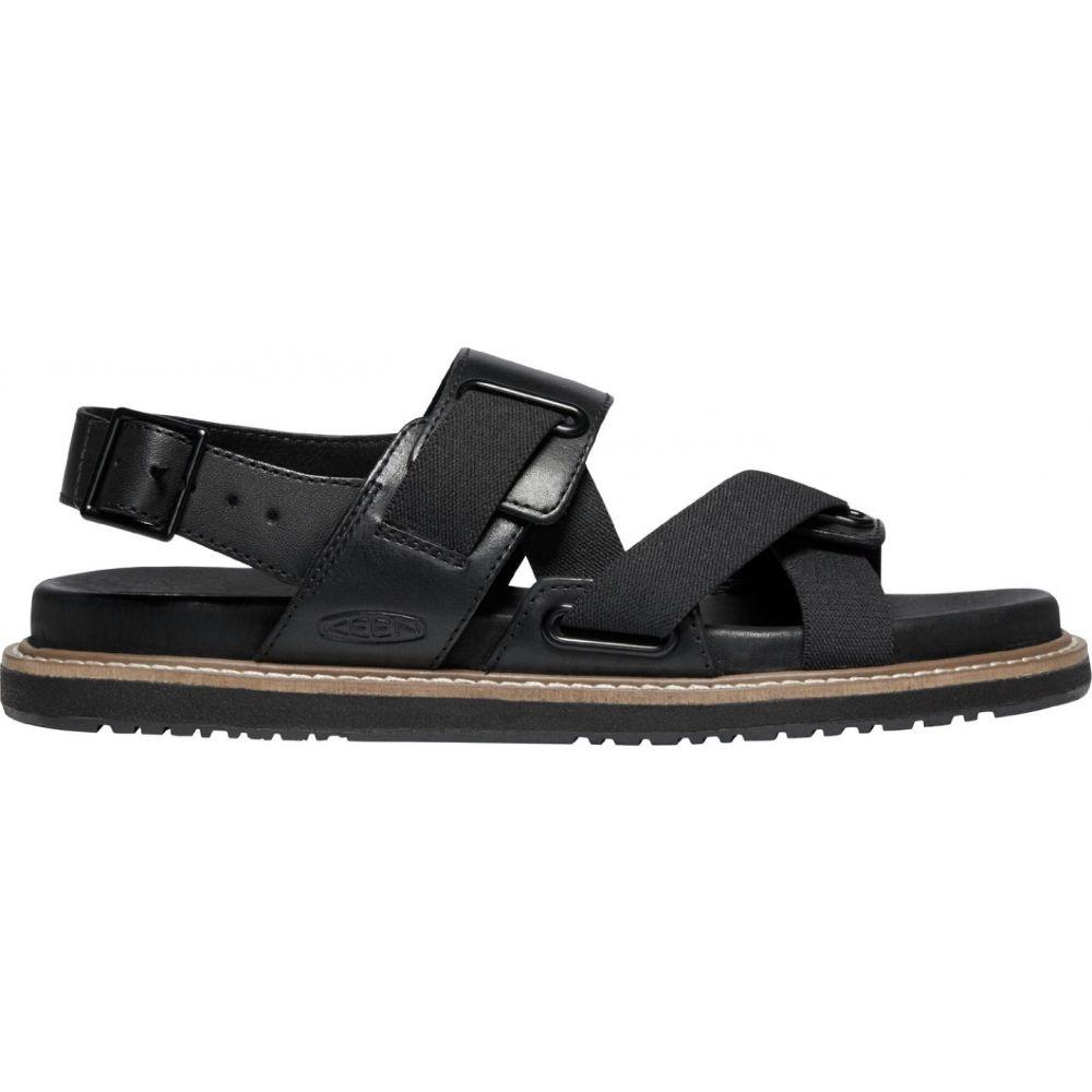 キーン Keen レディース サンダル・ミュール シューズ・靴【KEEN Lana Z-Strap Sandals】Black/Black