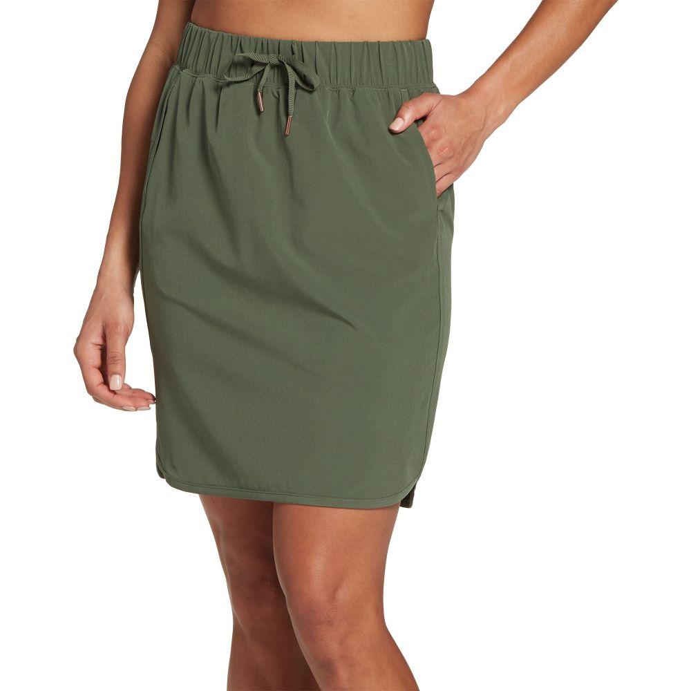 キャリー アンダーウッド CALIA by Carrie Underwood レディース スカート 【Anywhere Woven Skirt】Thyme
