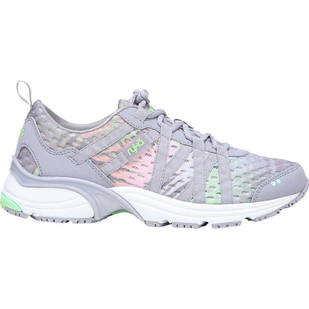 ライカ Ryka レディース フィットネス・トレーニング シューズ・靴【Hydro Sport Training Shoes】Purple/Grey