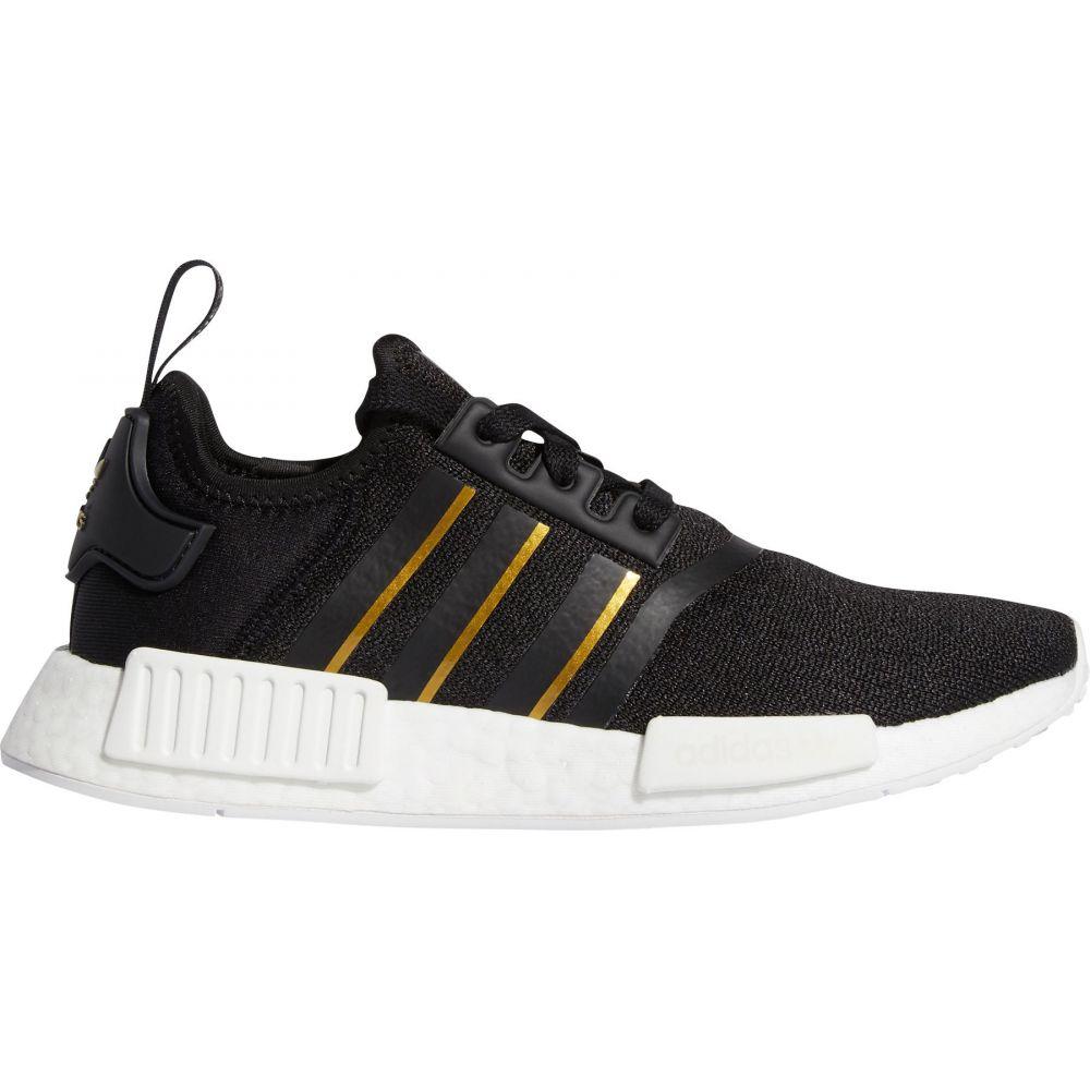 アディダス adidas レディース シューズ・靴 【Originals NMD_R1 shoes】Black/White/Gold