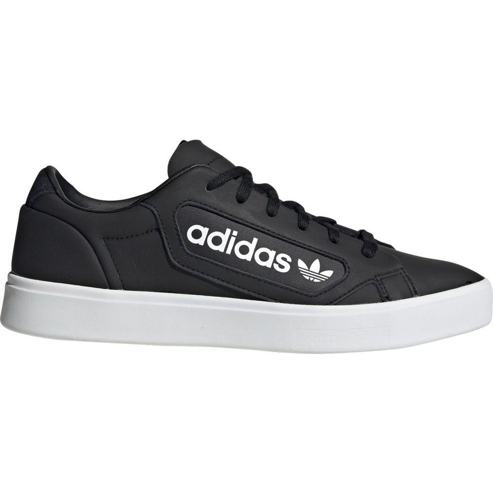 アディダス adidas レディース シューズ・靴 【Sleek Shoes】Black
