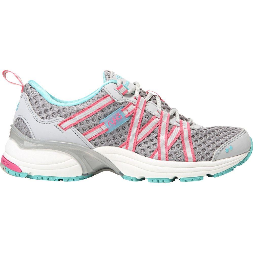 ライカ Ryka レディース フィットネス・トレーニング シューズ・靴【Hydro Sport Training Shoes】Silver/Grey