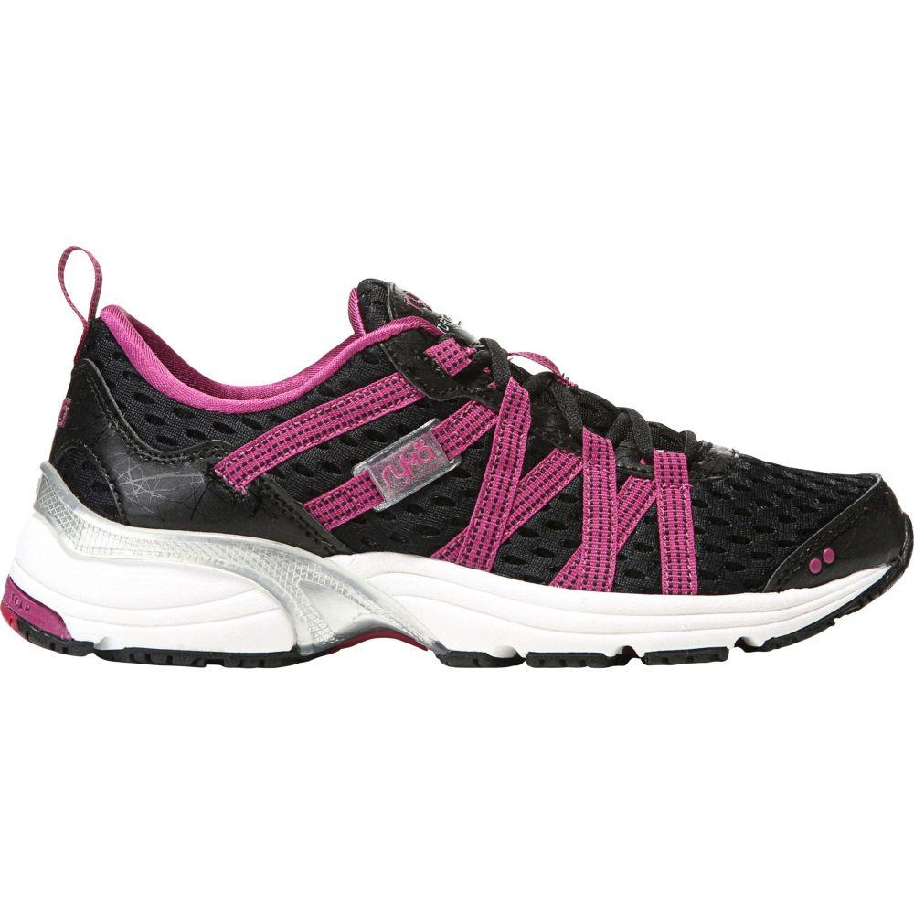 ライカ Ryka レディース フィットネス・トレーニング シューズ・靴【Hydro Sport Training Shoes】Black/Pink/Silver