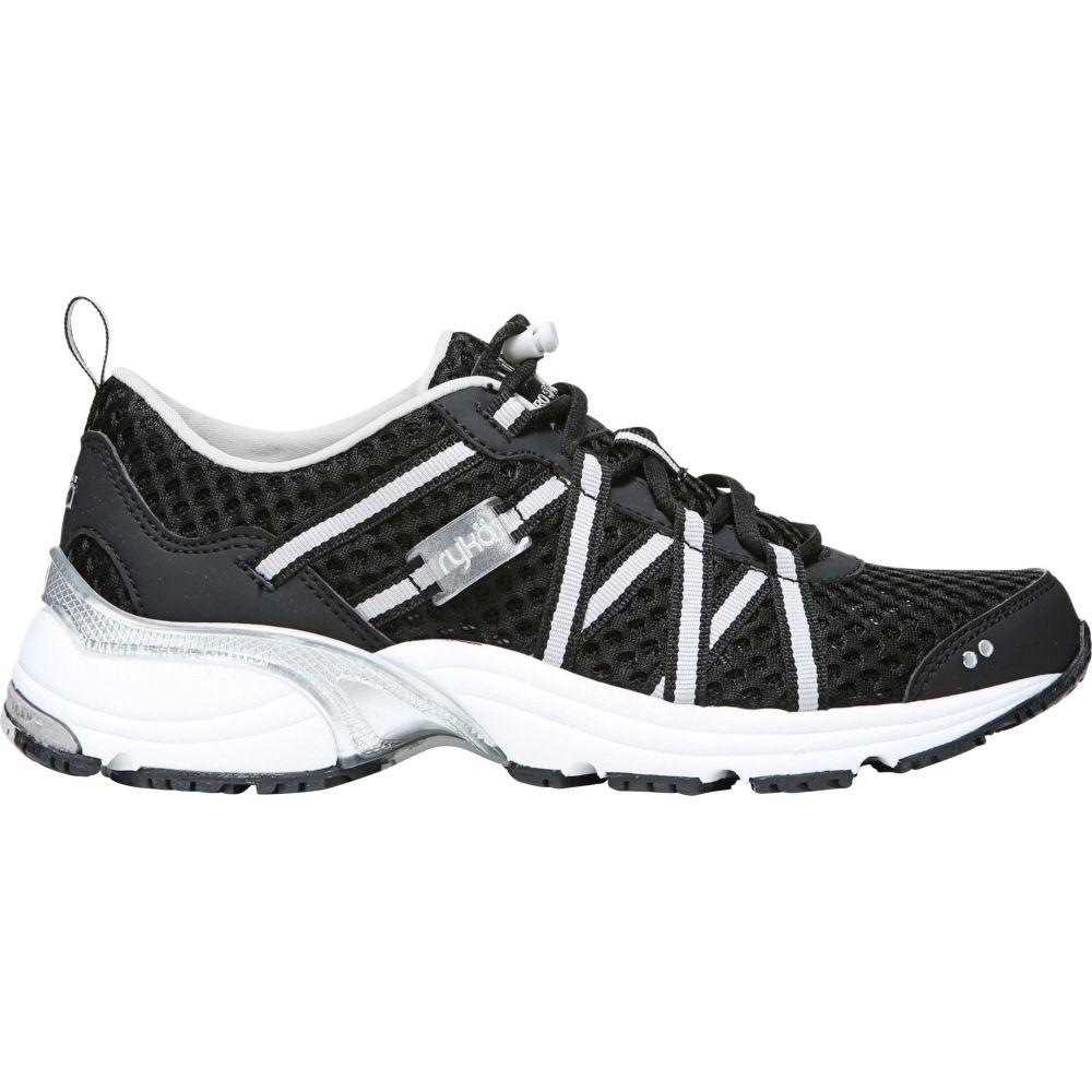 ライカ Ryka レディース フィットネス・トレーニング シューズ・靴【Hydro Sport Training Shoes】Black/Silver/Grey