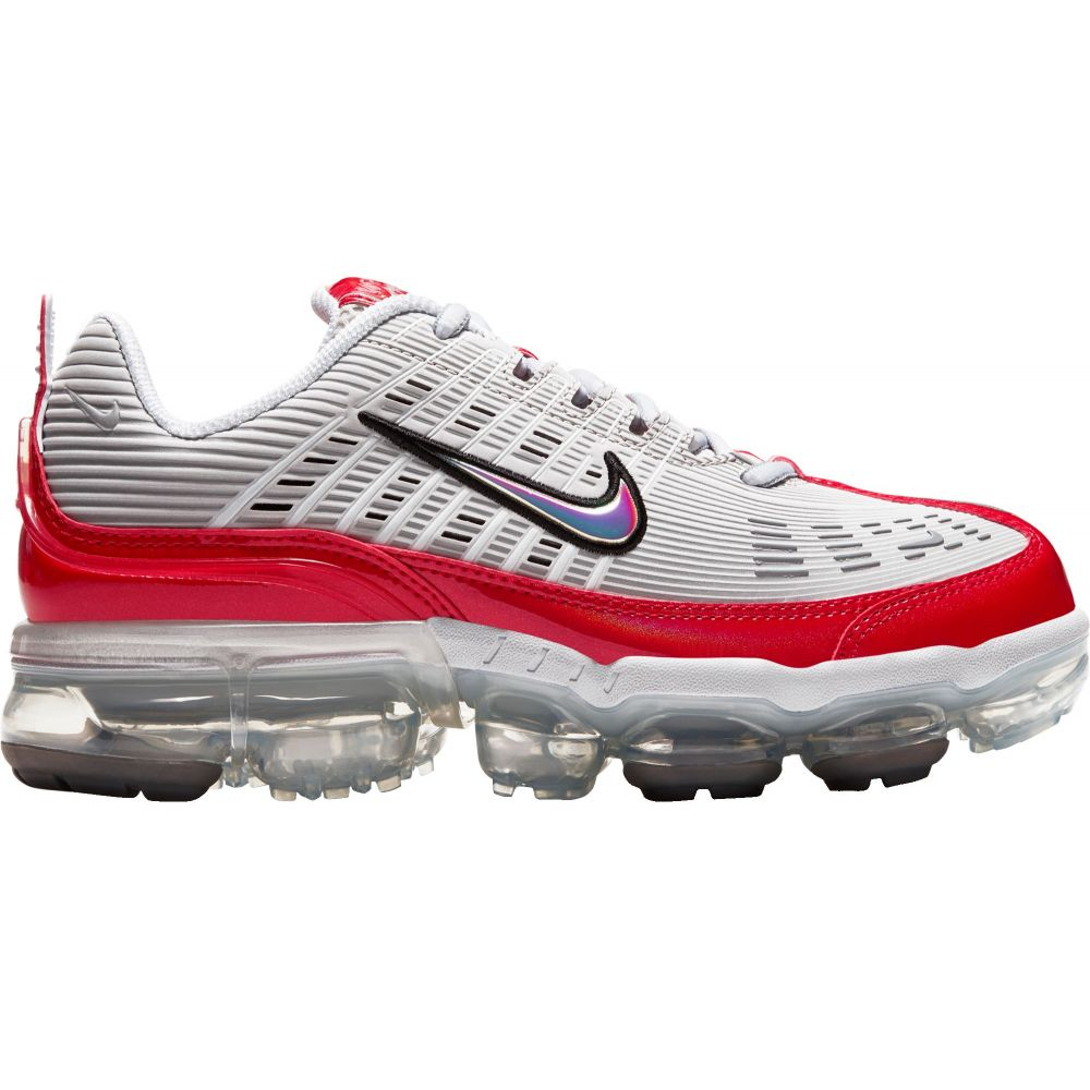 ナイキ Nike レディース シューズ・靴 【Air Vapormax 360 Shoes】Vast Gry/Wht/Slv/Univ Red
