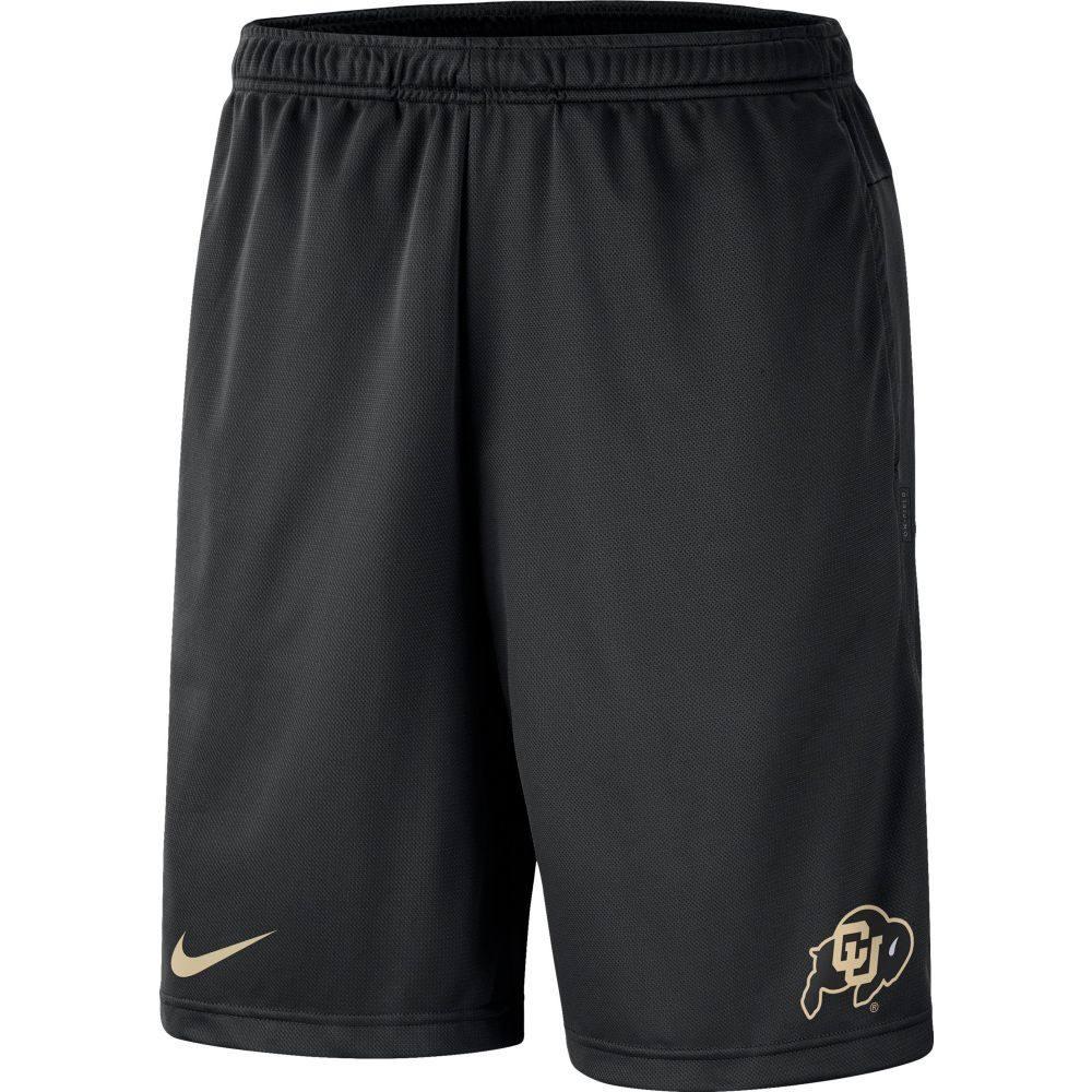ナイキ Nike メンズ ショートパンツ ボトムス・パンツ【Colorado Buffaloes Dri-FIT Coach Black Shorts】