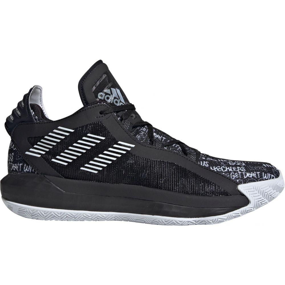 アディダス adidas メンズ バスケットボール シューズ・靴【Dame 6 Basketball Shoes】Black/Grey