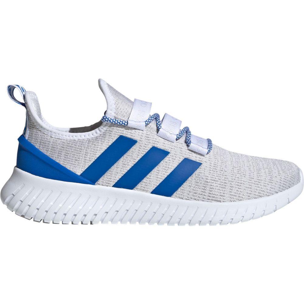アディダス adidas メンズ スニーカー シューズ・靴【Kaptir X Shoes】White/Grey/Blue
