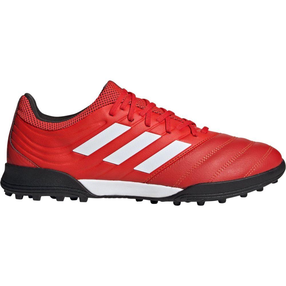 アディダス adidas メンズ サッカー シューズ・靴【Copa 20.3 Turf Soccer Cleats】Red/Black