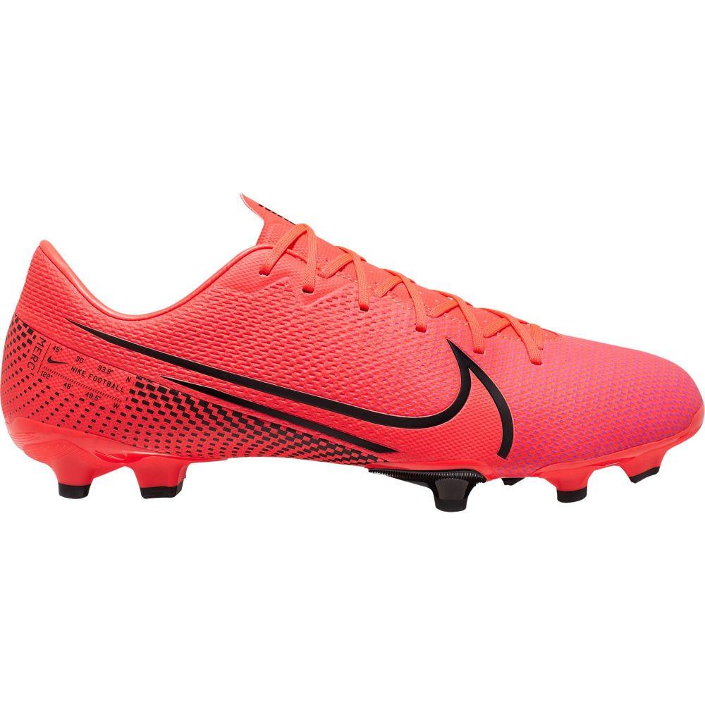 ナイキ Nike メンズ サッカー シューズ・靴【Mercurial Vapor 13 Academy FG Soccer Cleats】Red/Black