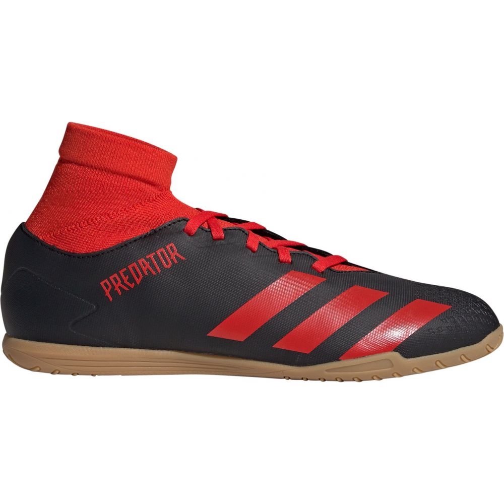 アディダス adidas メンズ サッカー シューズ・靴【Predator 20.4 S Sala Indoor Soccer Shoes】Black/Red