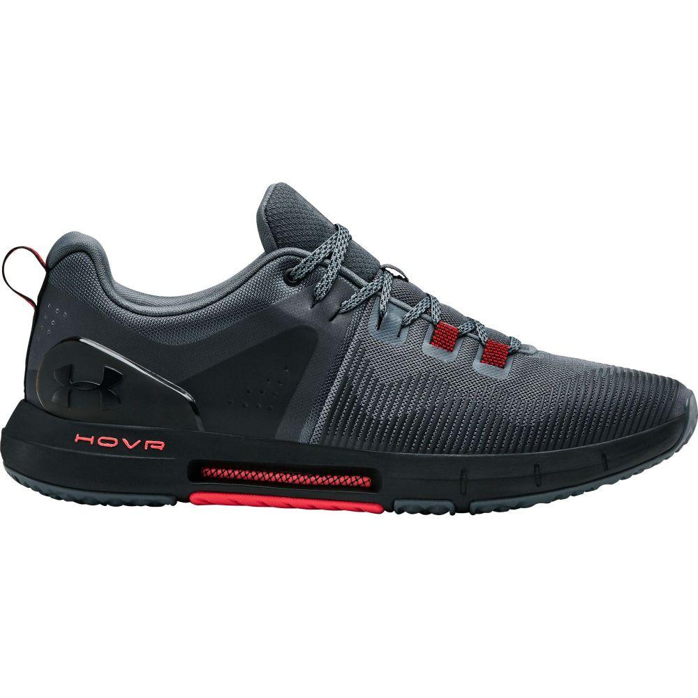 アンダーアーマー Under Armour メンズ フィットネス・トレーニング シューズ・靴【HOVR Rise Training Shoes】Grey/Black