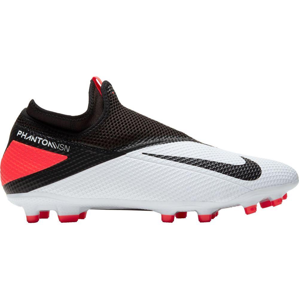 ナイキ Nike メンズ サッカー シューズ・靴【Phantom Vision 2 Academy Dynamic Fit FG Soccer Cleats】White/Red