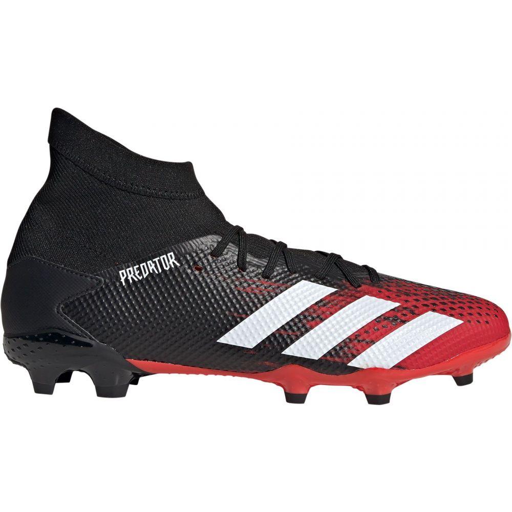アディダス adidas メンズ サッカー シューズ・靴【Predator 20.3 FG Soccer Cleats】Black/Red