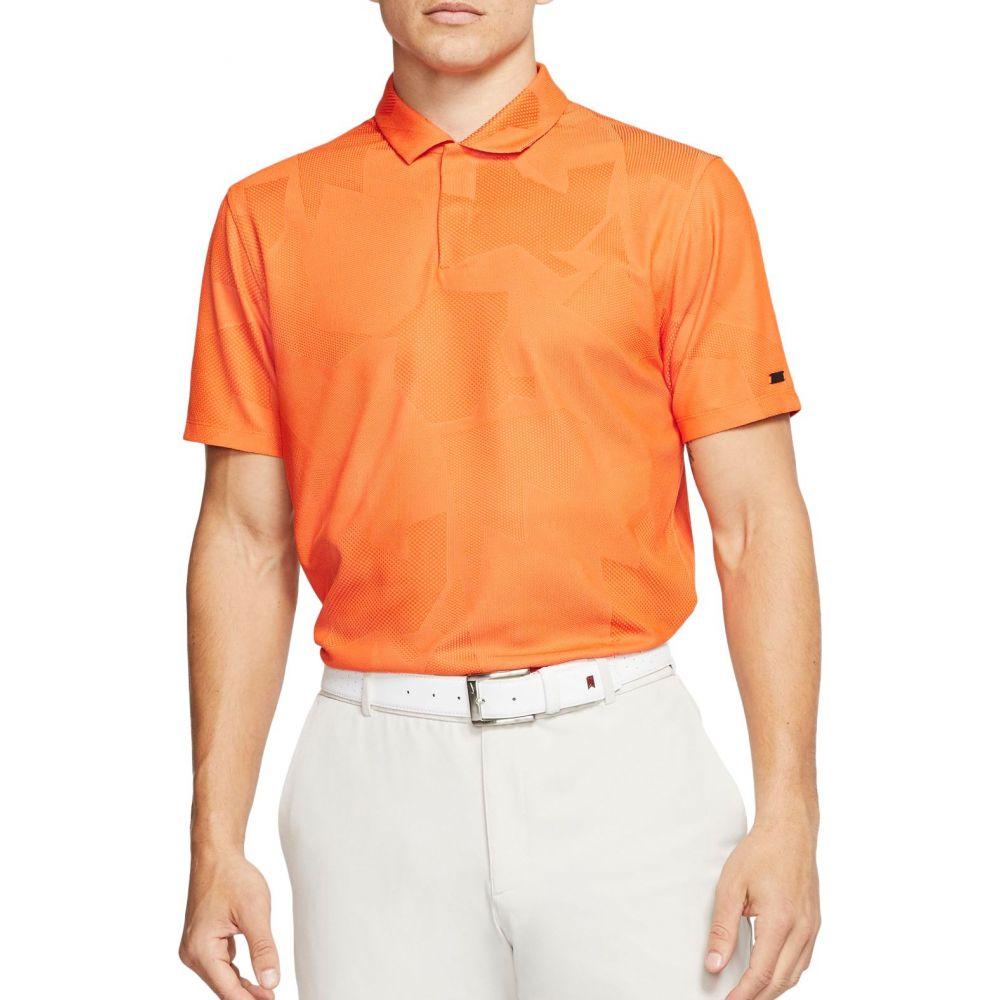 ナイキ Nike メンズ ゴルフ トップス【Tiger Woods Dri-FIT Camo Golf Polo】Starfish