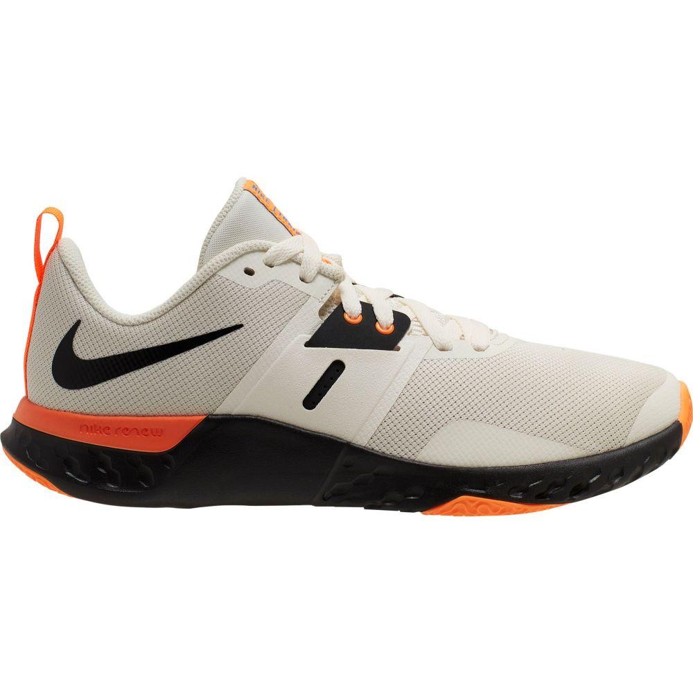 ナイキ Nike メンズ フィットネス・トレーニング シューズ・靴【Renew Retaliation TR Training Shoes】Ivory/Blk/Total Orange