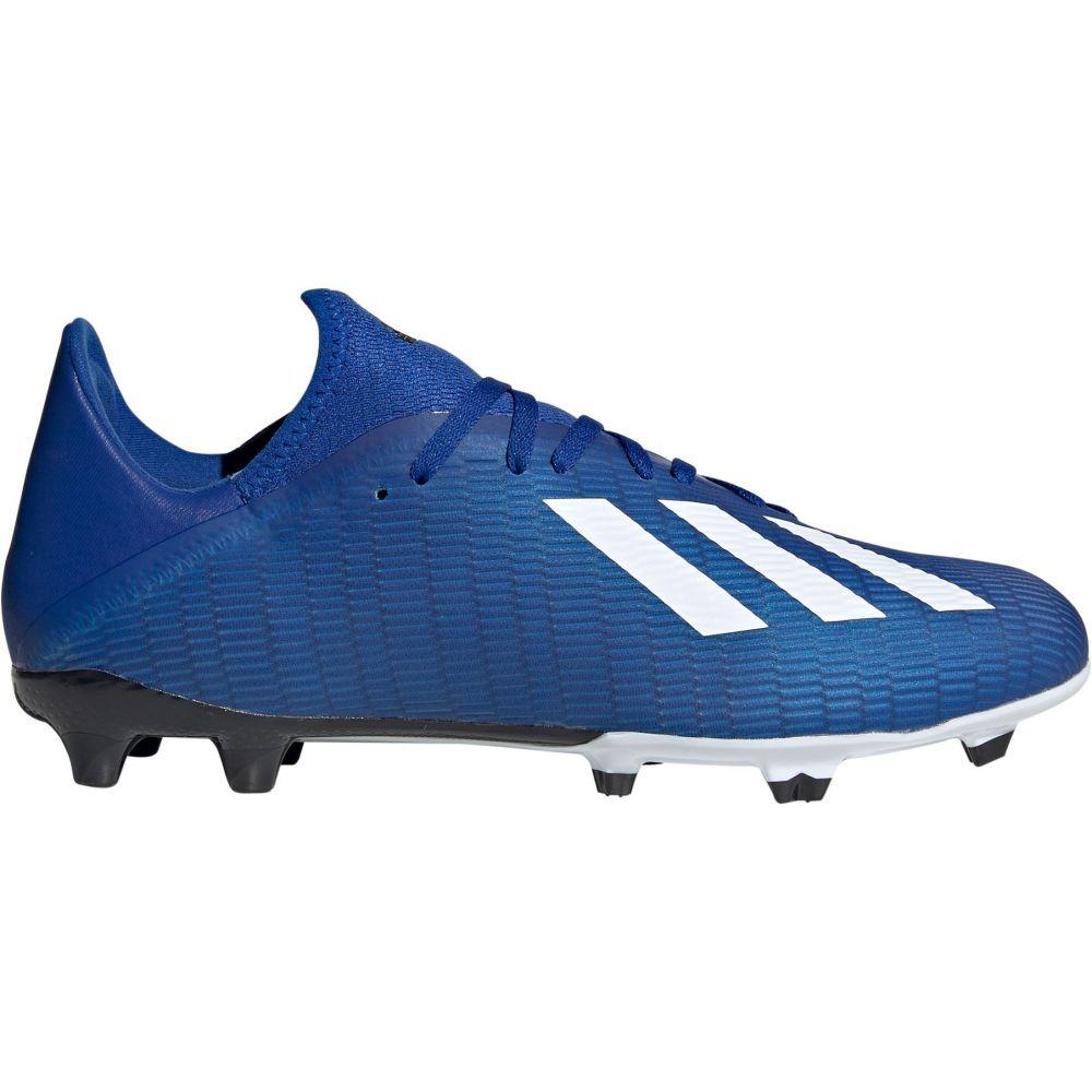 アディダス adidas メンズ サッカー シューズ・靴【X 19.3 FG Soccer Cleats】Blue/White