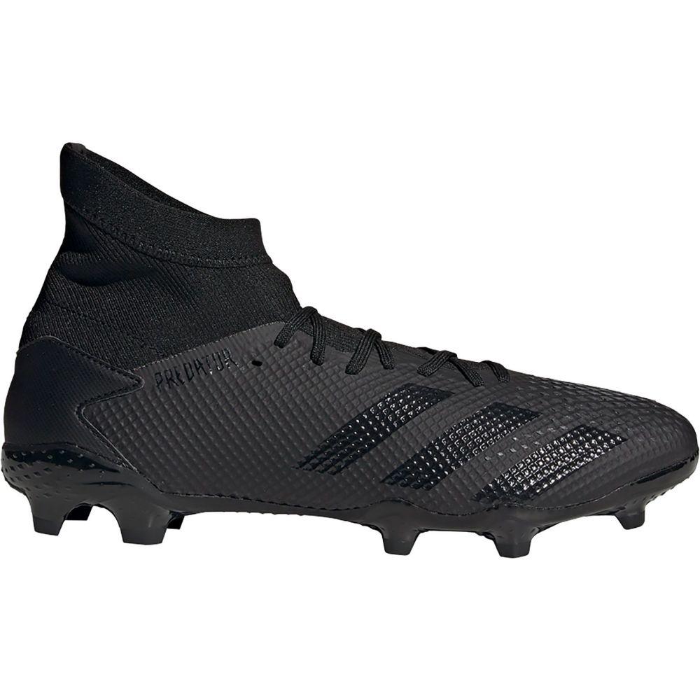 アディダス adidas メンズ サッカー シューズ・靴【Predator 20.3 FG Soccer Cleats】Black/Black