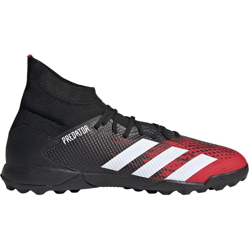アディダス adidas メンズ サッカー シューズ・靴【Predator 20.3 Turf Soccer Cleats】Black/Red