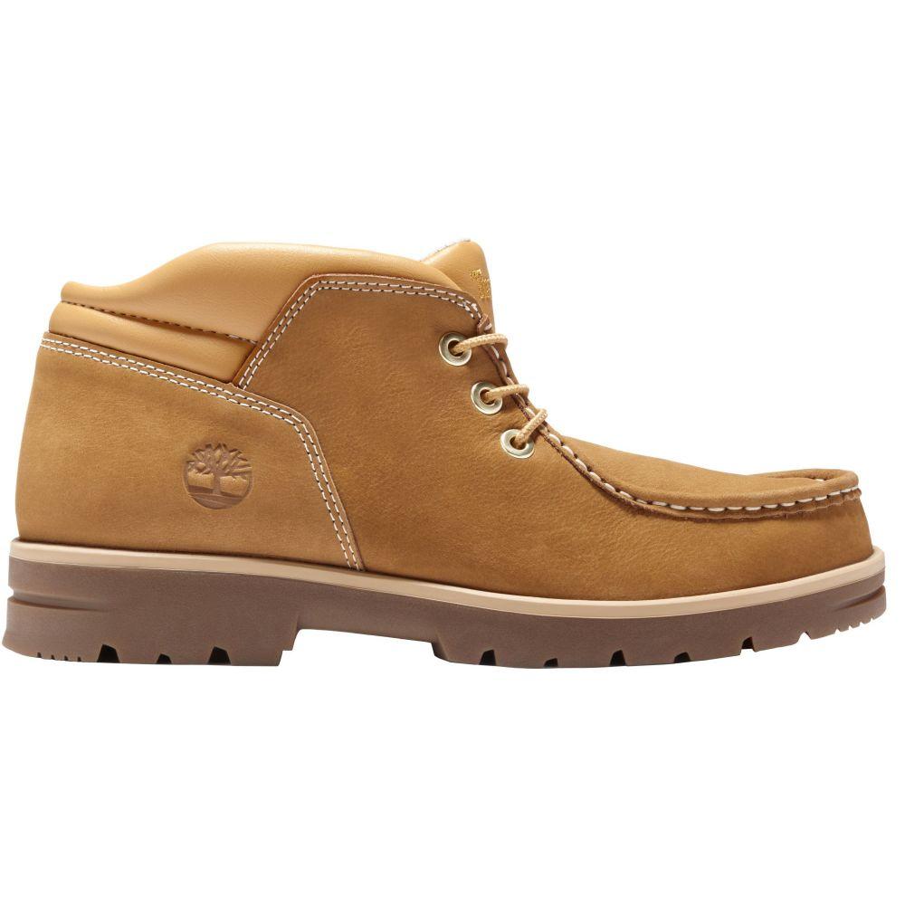ティンバーランド Timberland メンズ ブーツ シューズ・靴【Newtonbrook Moc Toe Chukka Boots】Wheat