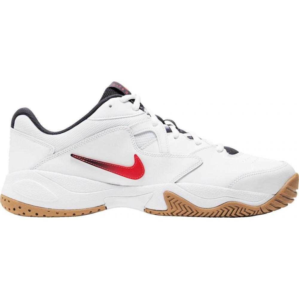 ナイキ Nike メンズ テニス シューズ・靴【Court Lite 2 Tennis Shoes】Red/White