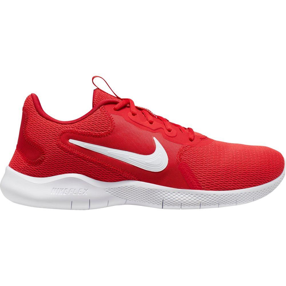 ナイキ Nike メンズ ランニング・ウォーキング シューズ・靴【Flex Experience Run 9 Running Shoes】Red/White