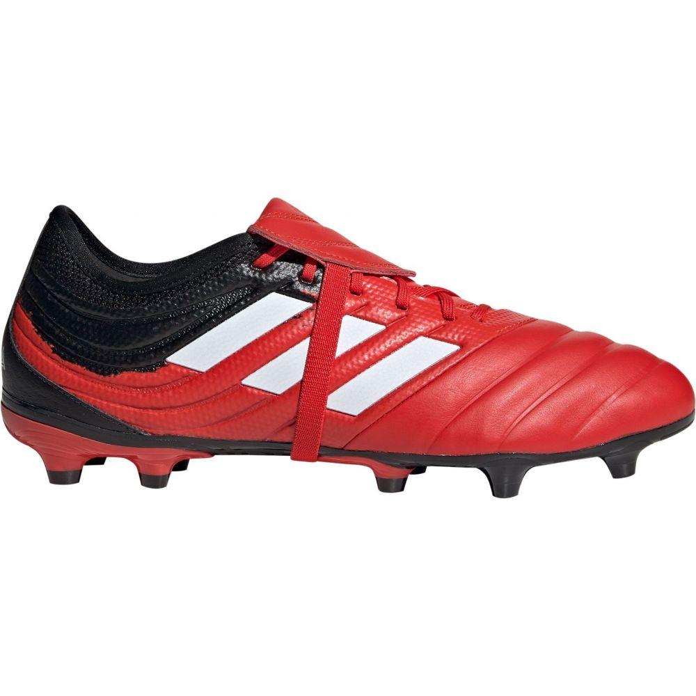 アディダス adidas メンズ サッカー シューズ・靴【Copa Gloro 20.2 FG Soccer Cleats】Red/Black