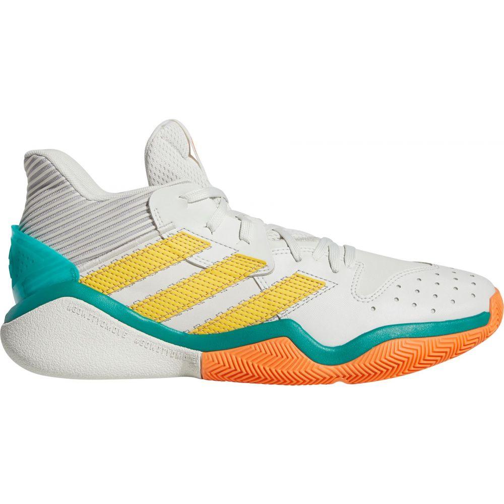 アディダス adidas メンズ バスケットボール シューズ・靴【Harden Stepback Basketball Shoes】Orbit Grey/Green