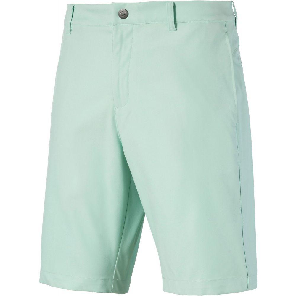 プーマ PUMA メンズ ゴルフ ボトムス・パンツ【Jackpot Golf Shorts】Mist Green