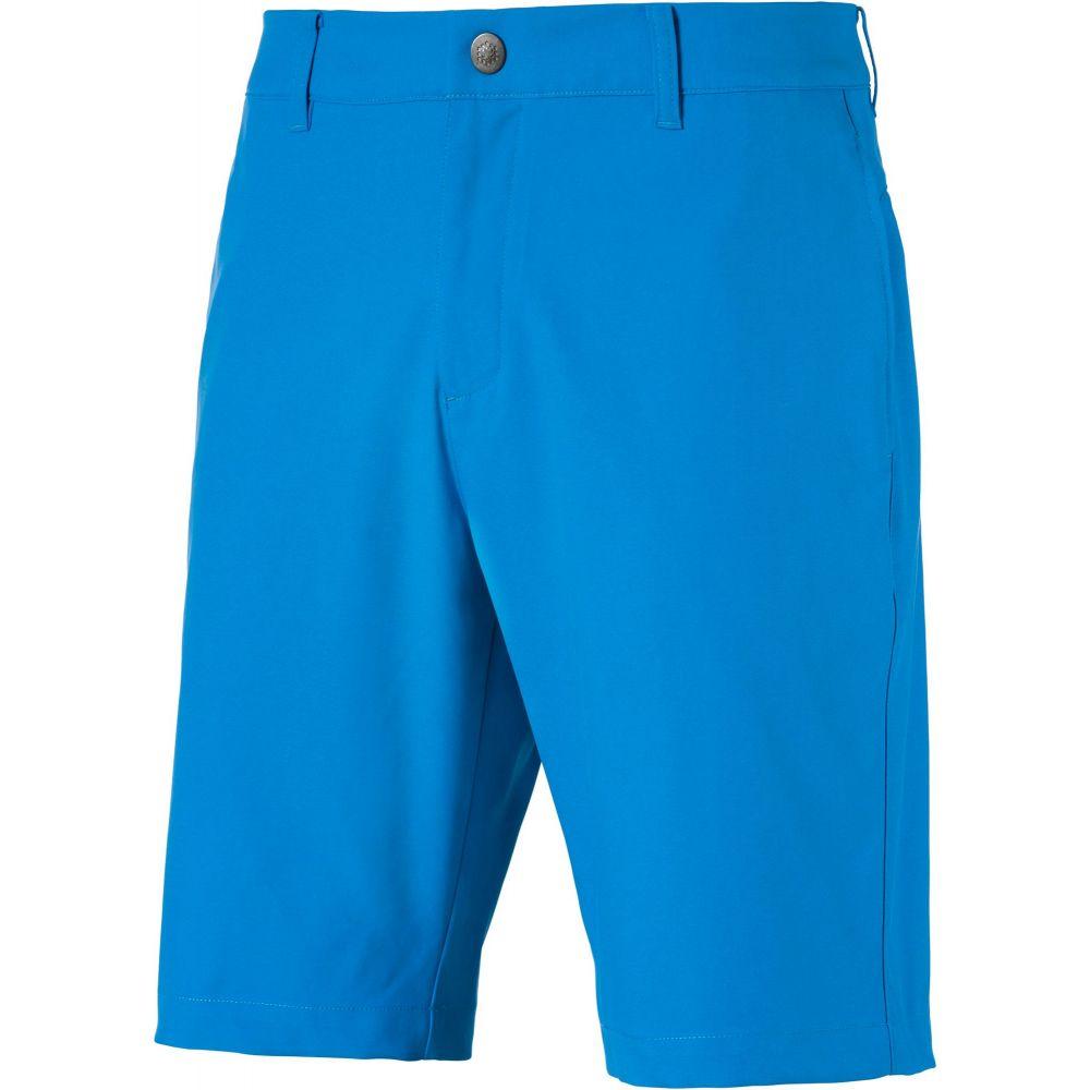 プーマ PUMA メンズ ゴルフ ボトムス・パンツ【Jackpot Golf Shorts】Ibiza Blue