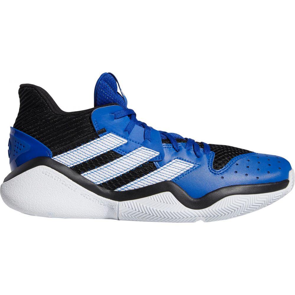 アディダス adidas メンズ バスケットボール シューズ・靴【Harden Stepback Basketball Shoes】Black/Blue/White