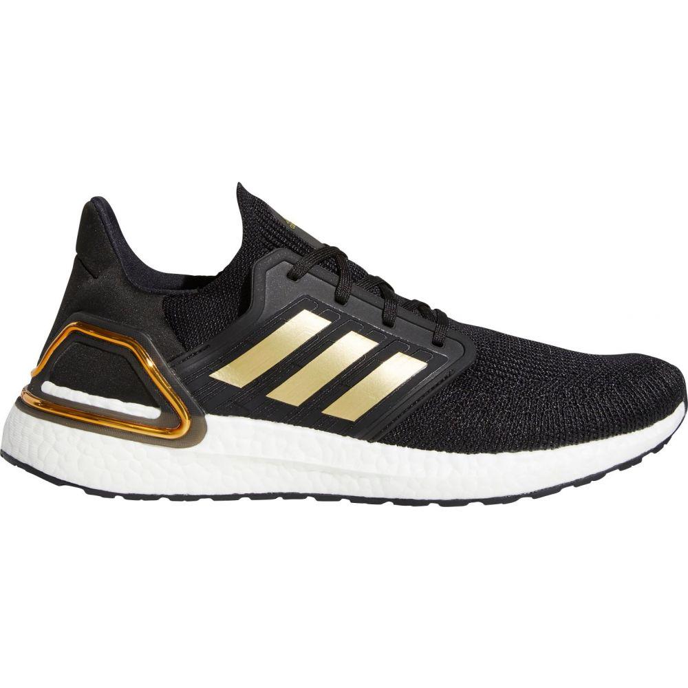 アディダス adidas メンズ ランニング・ウォーキング シューズ・靴【Ultraboost 20 Running Shoes】Black/Gold