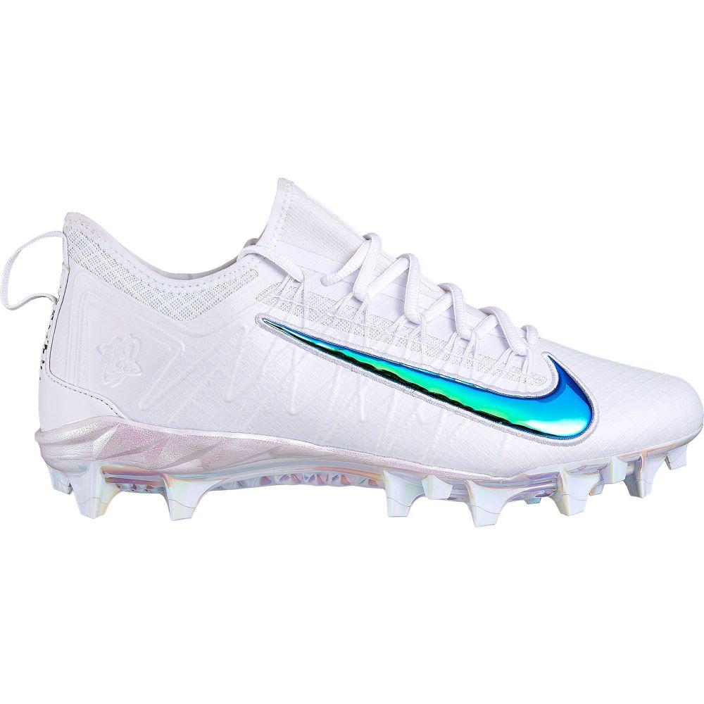 ナイキ Nike メンズ ラクロス シューズ・靴【Alpha Huarache 7 Pro Lacrosse Cleats】White/Green