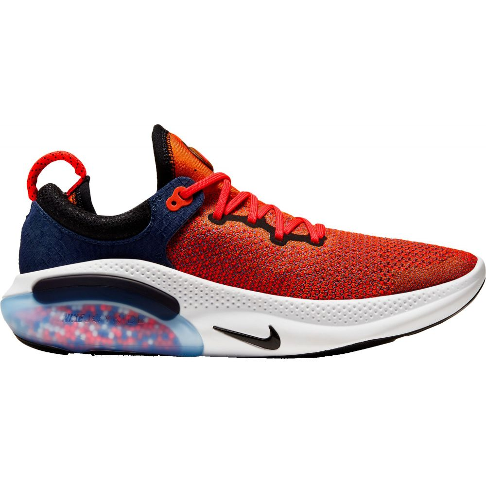 ナイキ Nike メンズ ランニング・ウォーキング シューズ・靴【Joyride Run Flyknit Running Shoes】Orange/Navy
