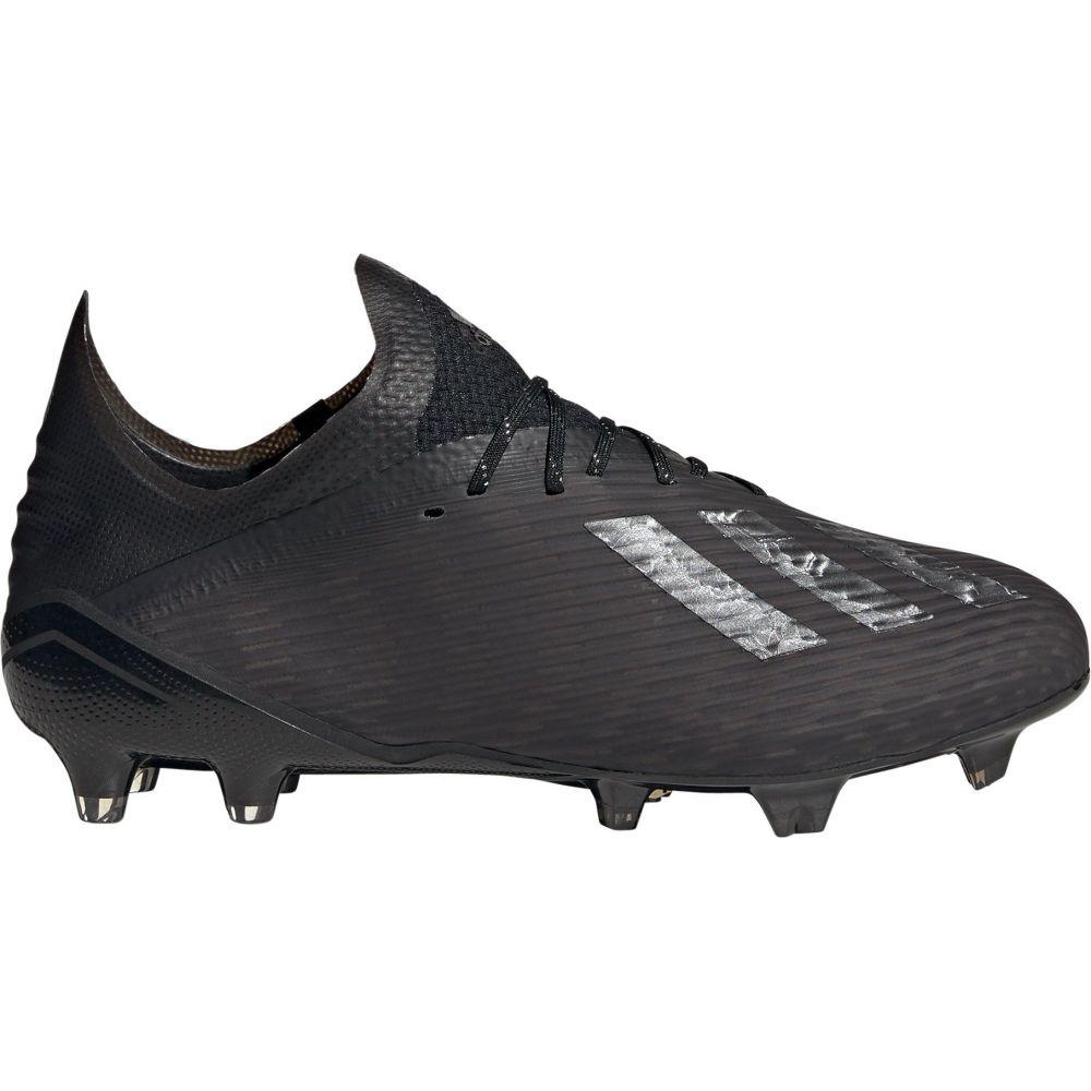 アディダス adidas メンズ サッカー シューズ・靴【X 19.1 FG Soccer Cleats】Black/Black