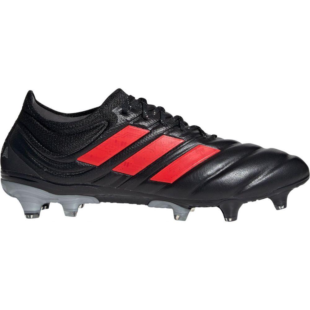 アディダス adidas メンズ サッカー シューズ・靴【Copa 19.1 FG Soccer Cleats】Black/Red