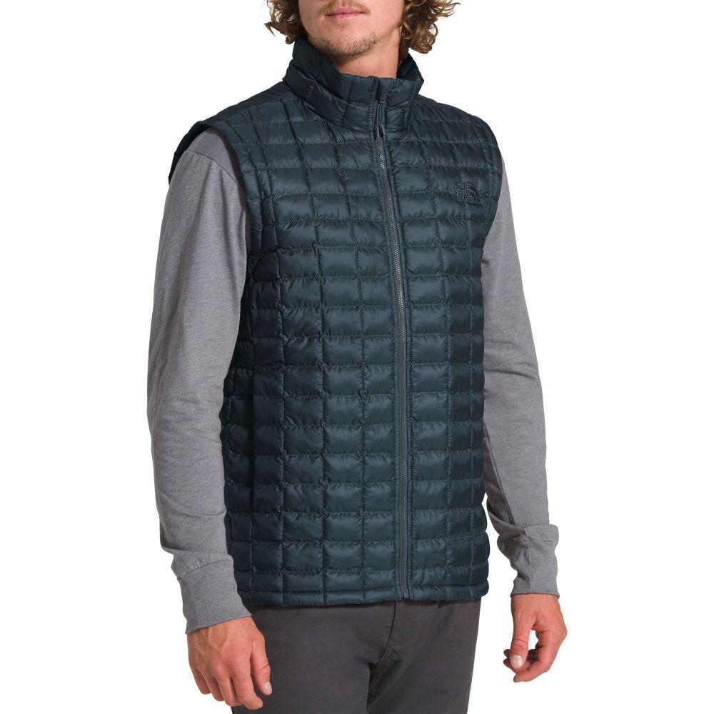 ザ ノースフェイス The North Face メンズ ベスト・ジレ トップス【ThermoBall Eco Vest】Urban Navy Matte