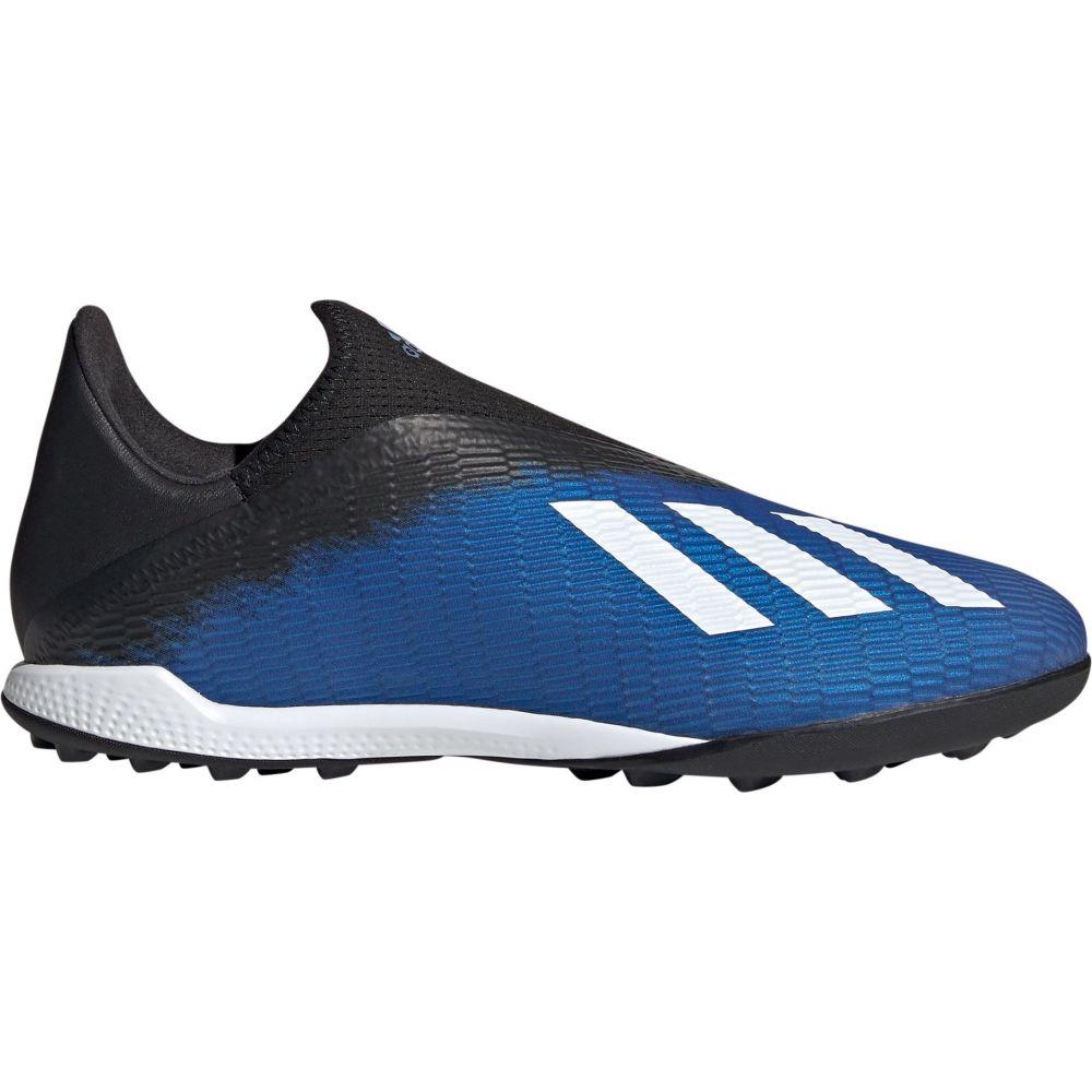 アディダス adidas メンズ サッカー シューズ・靴【X 19.3 Laceless Turf Soccer Cleats】Blue/White