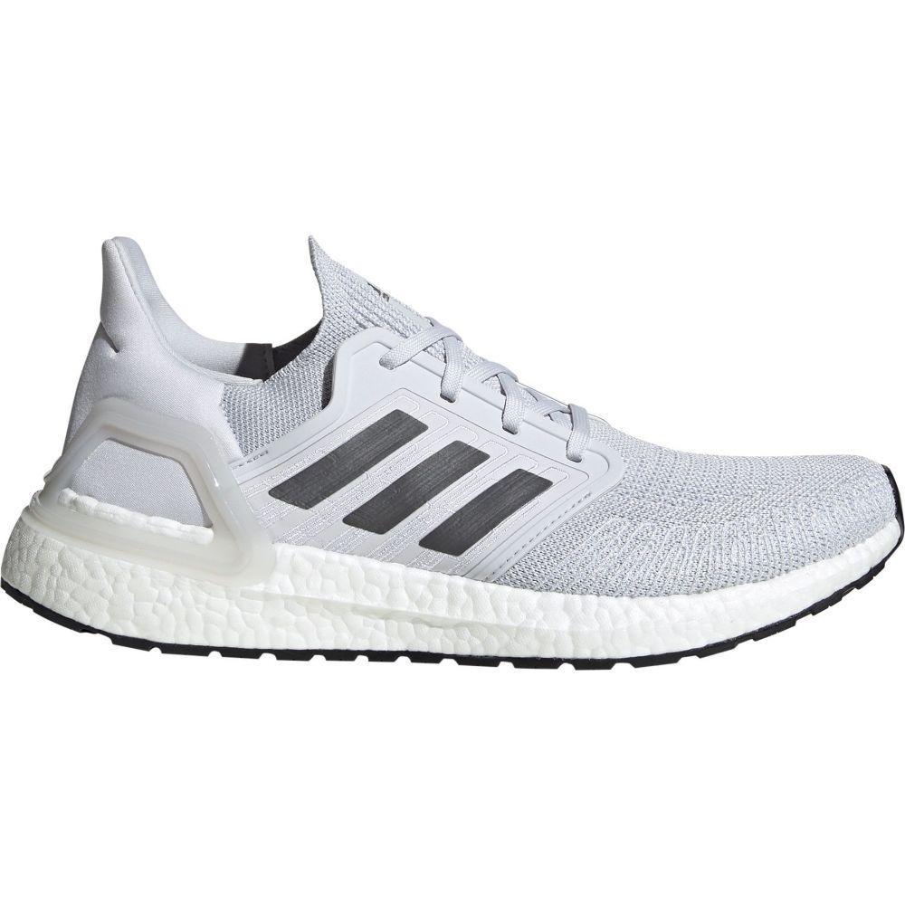 アディダス adidas メンズ ランニング・ウォーキング シューズ・靴【Ultraboost 20 Running Shoes】Grey/Grey