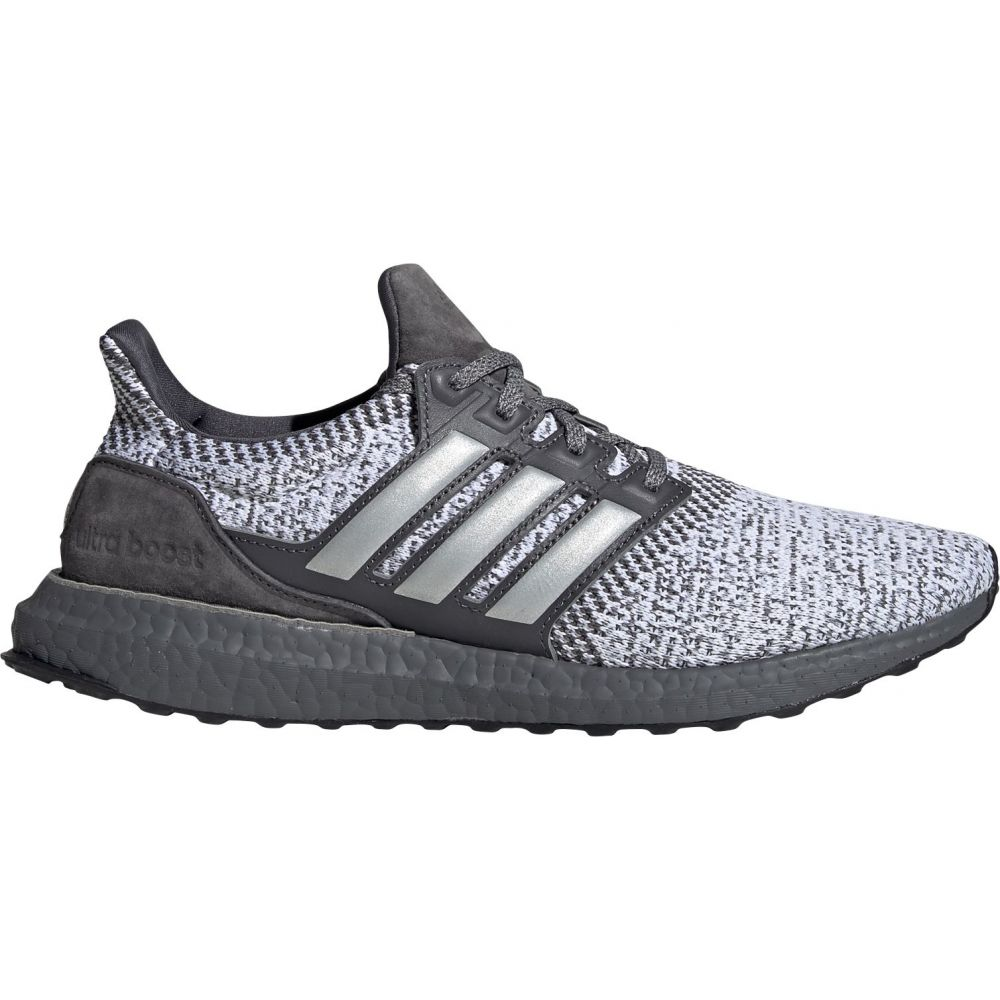 アディダス adidas メンズ ランニング・ウォーキング シューズ・靴【Ultraboost DNA Running Shoes】Grey/Silver