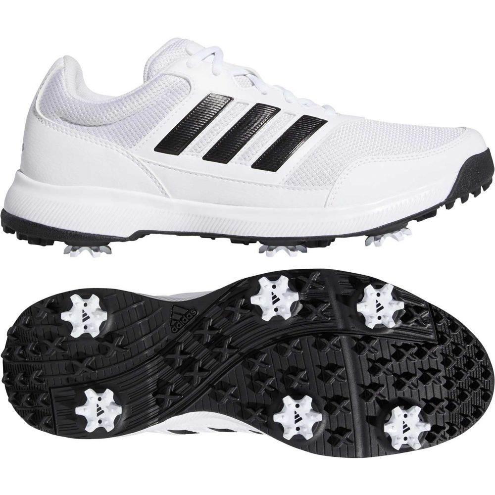 アディダス adidas メンズ ゴルフ シューズ・靴【Tech Response 2.0 Golf Shoes】White/Black