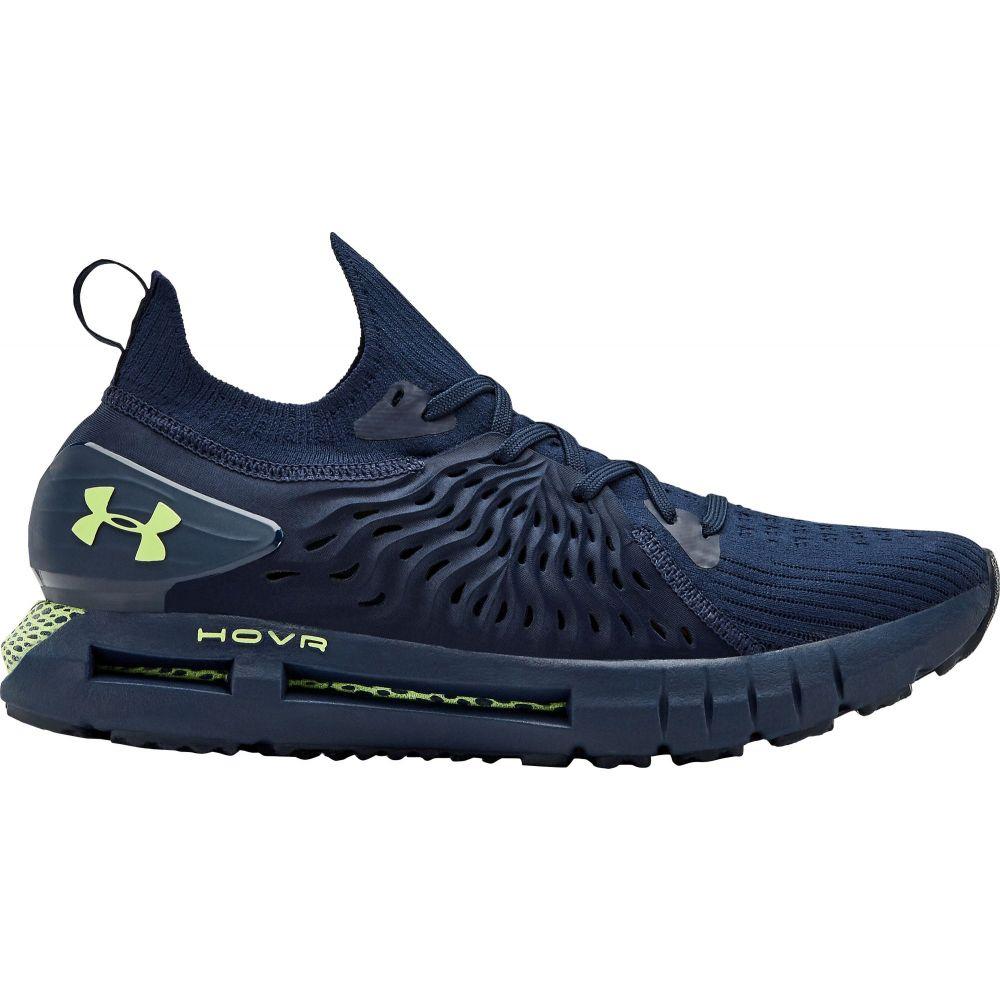 アンダーアーマー Under Armour メンズ ランニング・ウォーキング シューズ・靴【HOVR Phantom RN Running Shoes】Navy/Lime