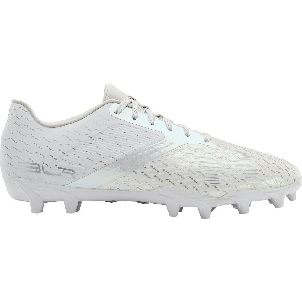 アンダーアーマー Under Armour メンズ アメリカンフットボール シューズ・靴【Blur Select MC Football Cleats】White/White