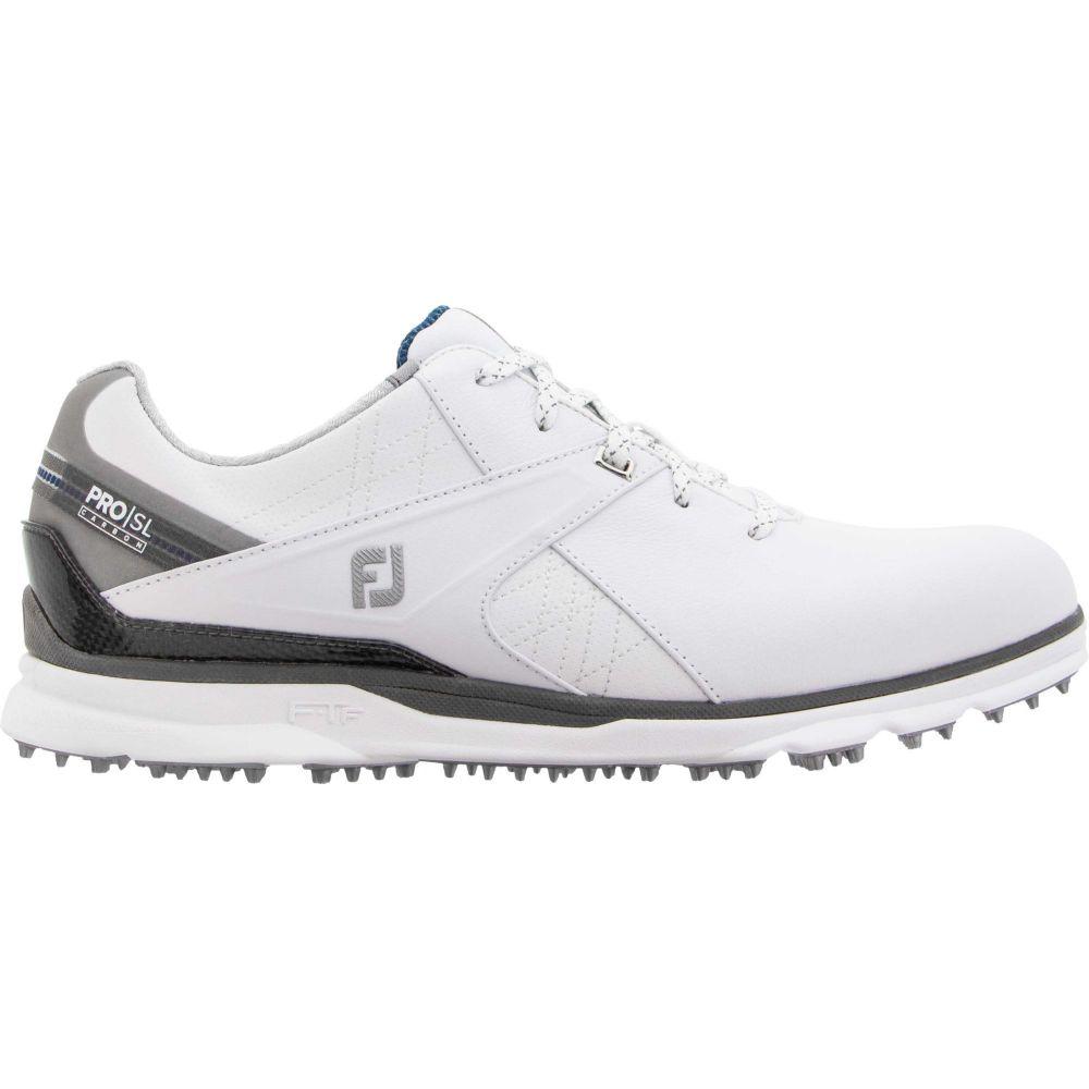 フットジョイ FootJoy メンズ ゴルフ シューズ・靴【2020 Pro/SL CARBON Golf Shoes】White