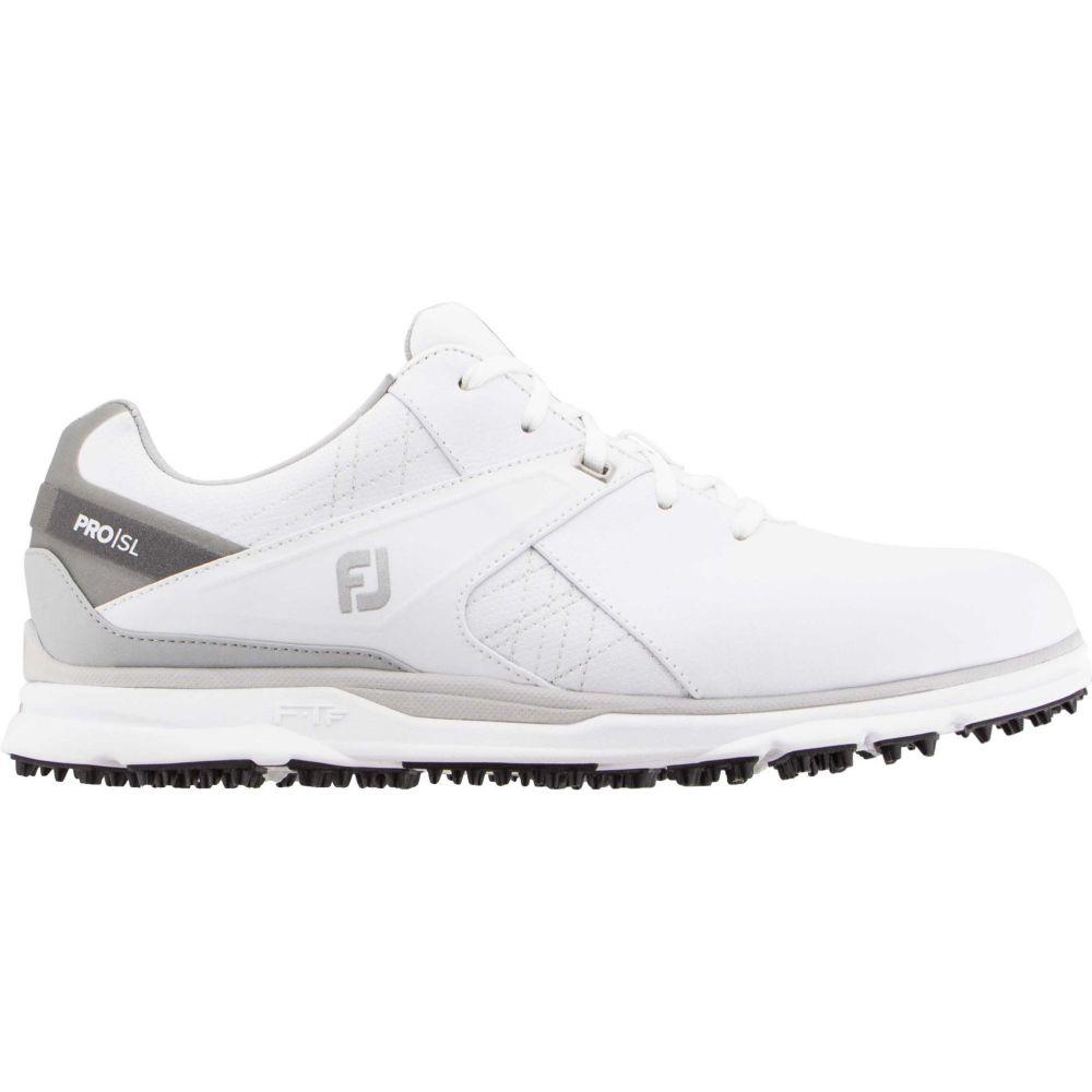 フットジョイ FootJoy メンズ ゴルフ シューズ・靴【2020 Pro/SL Golf Shoes】White/Grey