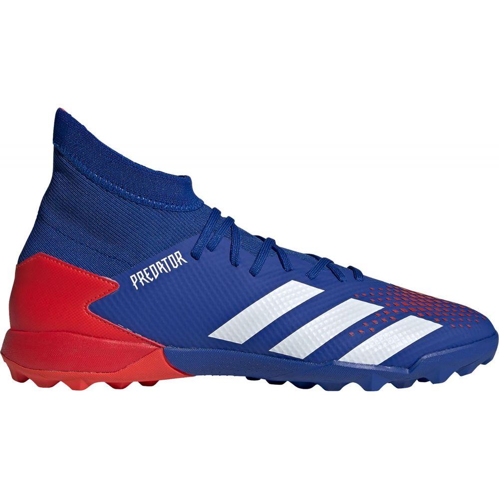 アディダス adidas メンズ サッカー シューズ・靴【Predator 20.3 Turf Soccer Cleats】Blue/Red
