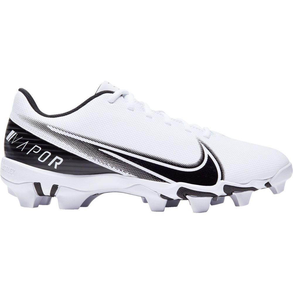 ナイキ Nike メンズ アメリカンフットボール シューズ・靴【Vapor Edge Shark Football Cleats】White/Black