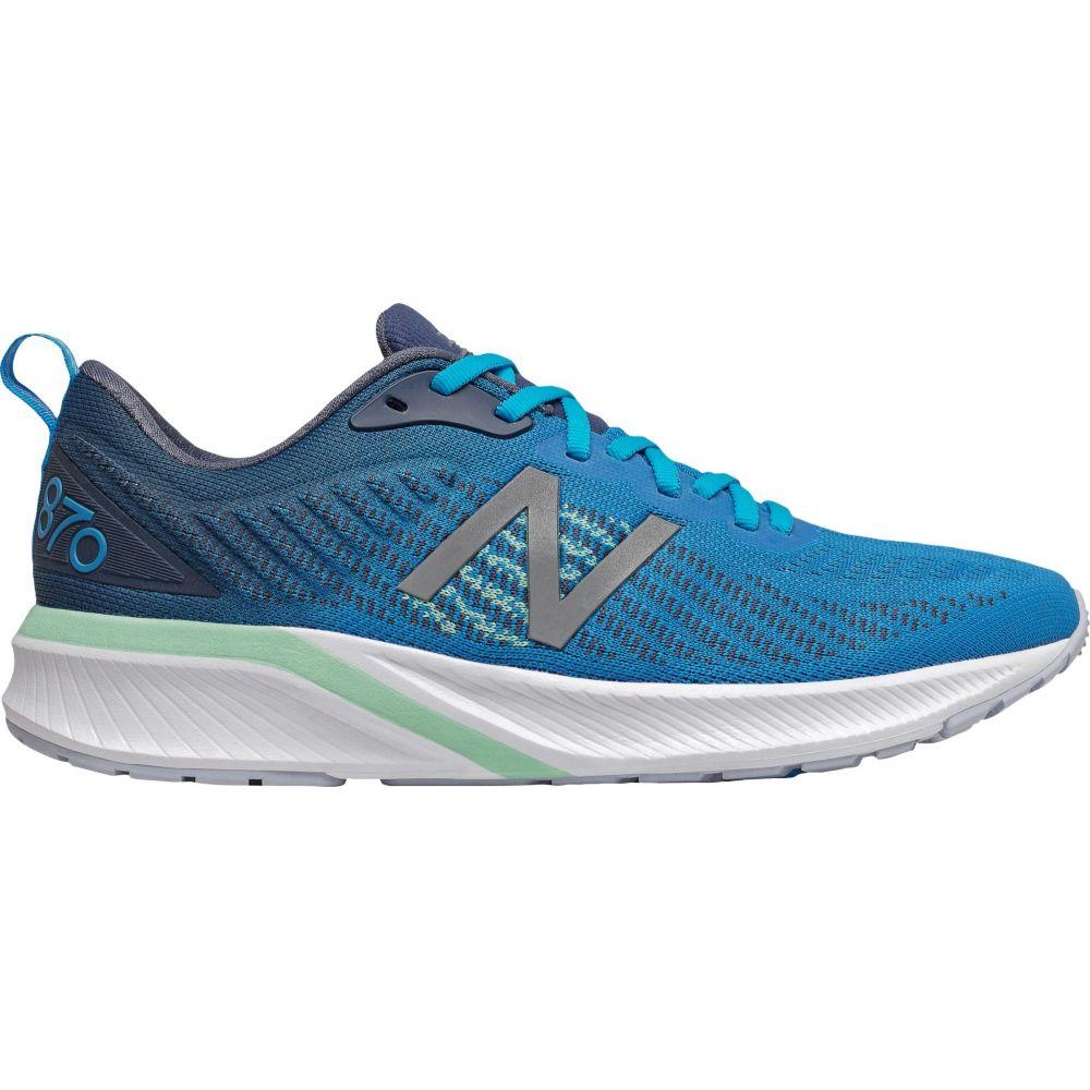 ニューバランス New Balance メンズ ランニング・ウォーキング シューズ・靴【870v5 Running Shoes】Blue/Black