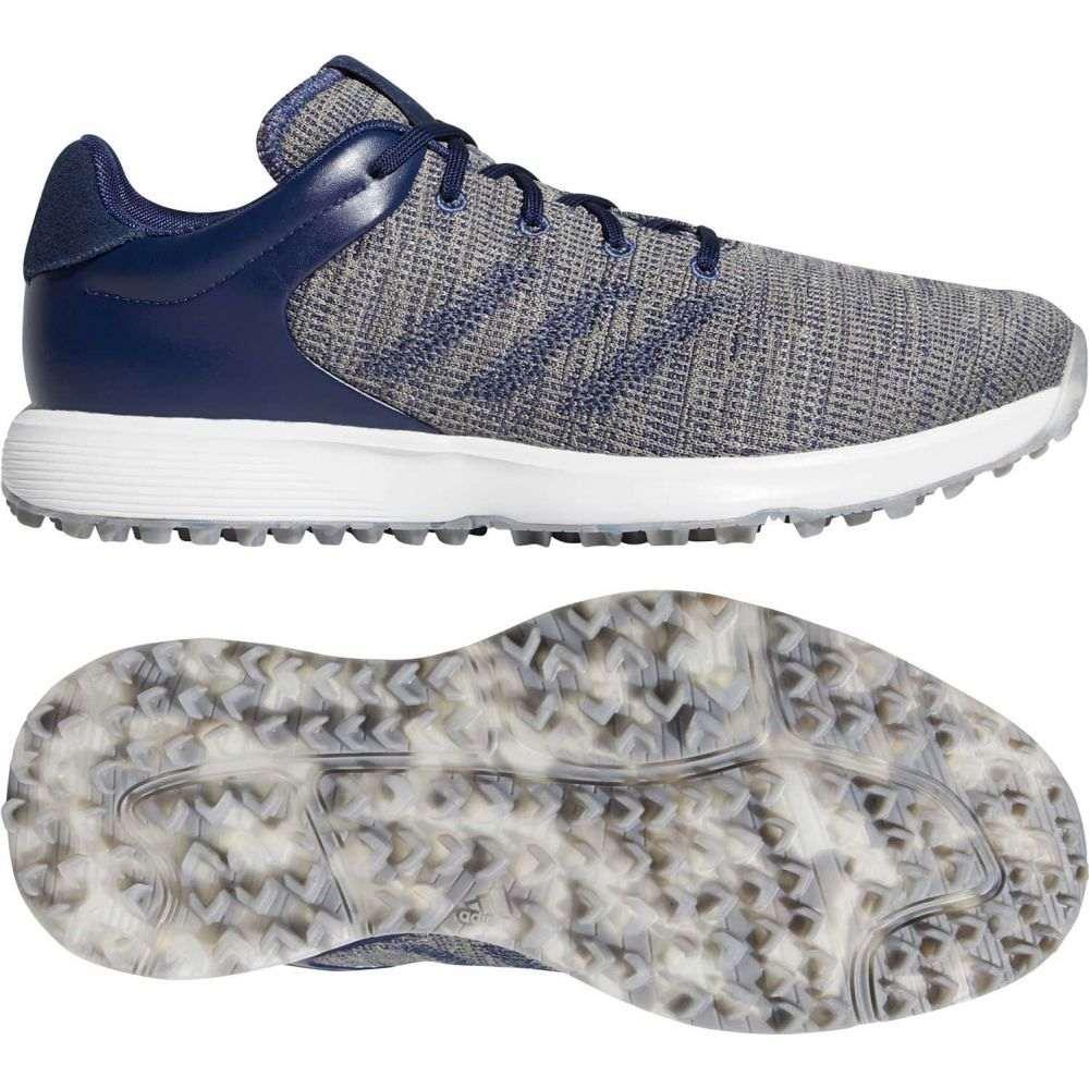 アディダス adidas メンズ ゴルフ シューズ・靴【S2G Golf Shoes】Indigo/Indigo/White